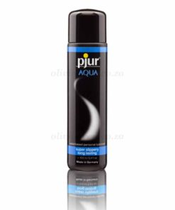 Aqua Water Based Lube 100ml | Pjur
