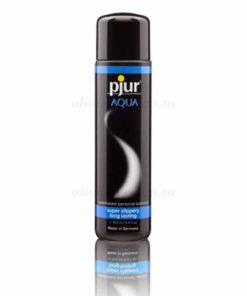 Aqua Water Based Lube 100ml | Pjur