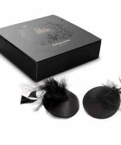 Burlesque Feather Pasties Box | Bijoux