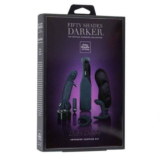 Desire Advanced Couples Kit Box