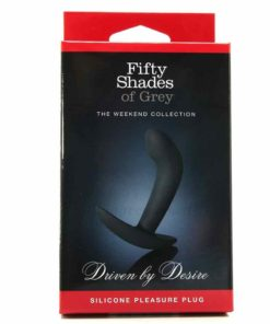 Driven by Desire Anal Plug Box | Fifty Shades of Grey