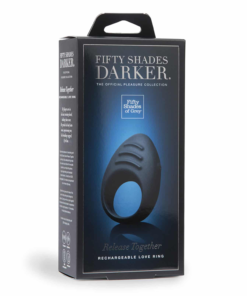 Release Together Cock Ring Box | Fifty Shades Darker