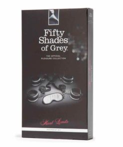 Hard Limits Bed Restraint Kit Box | Fifty Shades of Grey