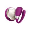 Tiani 3 Remote Controlled Couples Vibrator Deep Rose| Lelo