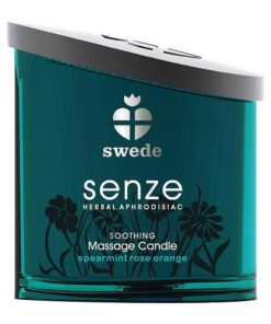 Massage Candle 150ml Soothing | Senze