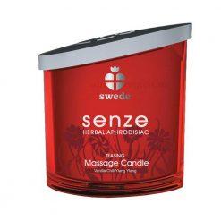 Massage Candle 150ml Teasing | Senze