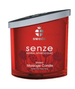Massage Candle 150ml Teasing | Senze