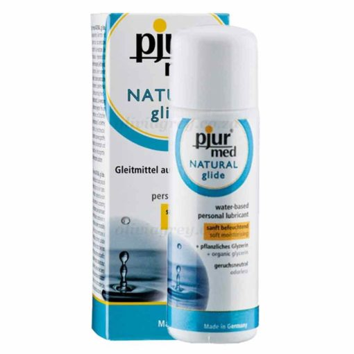Natural Glide Water-based Lubricant | Pjur Med