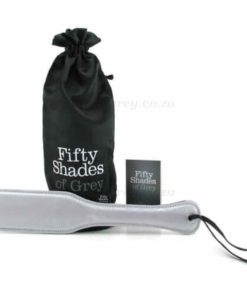 Satin Spanking Paddle Twitchy Palm Bag | Fifty Shades of Grey