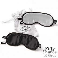 Soft Blindfold Twin Pack No Peeking | Fifty Shades of Grey