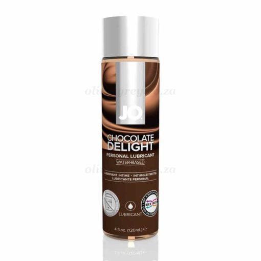 System Jo H2O Flavoured Lubricants Chocolate Delight