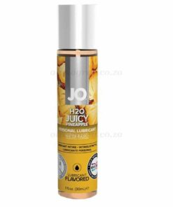 System Jo H2O Flavoured Lubricants Juicy Pineapple
