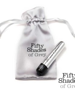 We Aim to Please Bullet Vibrating Bag | Fifty Shades of Grey