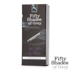 We Aim to Please Bullet Vibrating Box | Fifty Shades of Grey