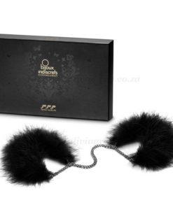 Za Za Zu Feather Handcuffs Box | Bijoux