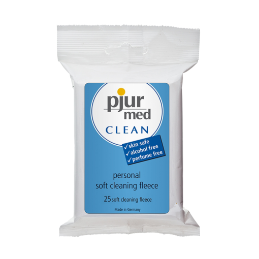 Toy & Personal Cleaning Fleece | Pjur