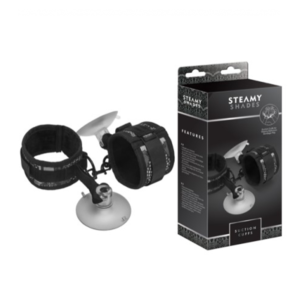 Suction Cuffs Boxed | Steamy Shades