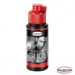 Glide Silicone Lubricant 50ml | MALESATION