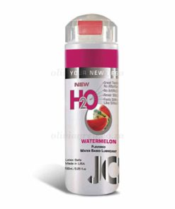 H2O Watermelon Flavoured Lubricant 150ml | System Jo