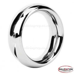 Metal Rounded Steel Cock Ring