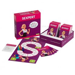 Sexpert Adult Board Game | Moodzz