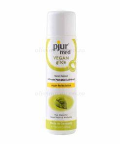 Vegan Glide Water Based Lubricants | Pjur Med