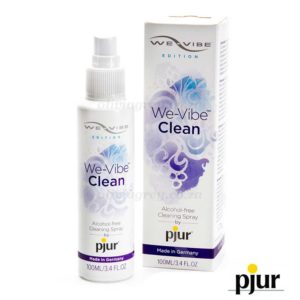 We-Vibe Toy Cleaner 100ml Box Pjur