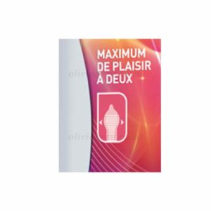 Xtra Pleasure Condoms Shape   Manix