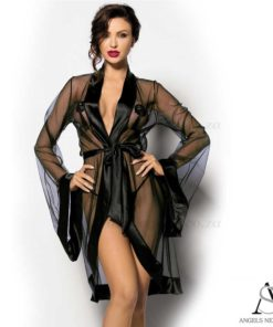 Anthis Luxurious Robe Close | Angels Never Sin