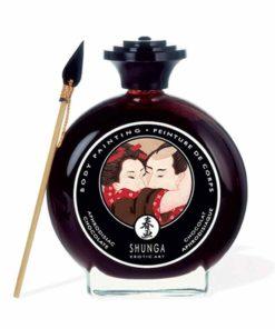 Chocolate Body Painting 100ml | Shunga Erotic Arts