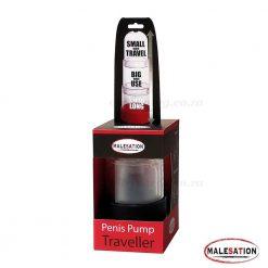 Penis Pump Traveller Box | Malesation