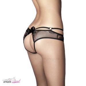 Permission Open Panty Bum | Anais