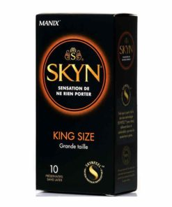 Skyn Large Latex Free Condoms 10 Pack | Manix