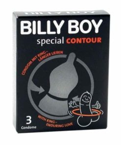 Special Contour Condoms - 3 Pack | Billy Boy