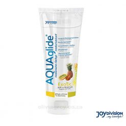 Aquaglide Water Based Flavoured Lubricant Exotic