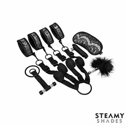 Binding Set | Steamy Shades