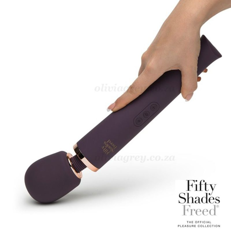 Fifty Shades Freed Awash with Sensation Vibrator
