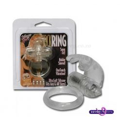 Ultra-Soft Vibrating Rabbit Cock Ring Box