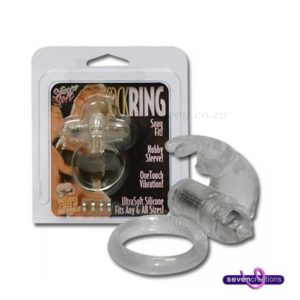 Ultra-Soft Vibrating Rabbit Cock Ring Box