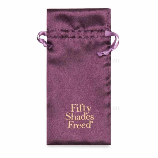 All Sensation Nipple and Clitoral Chain Bag | Fifty Shades Freed