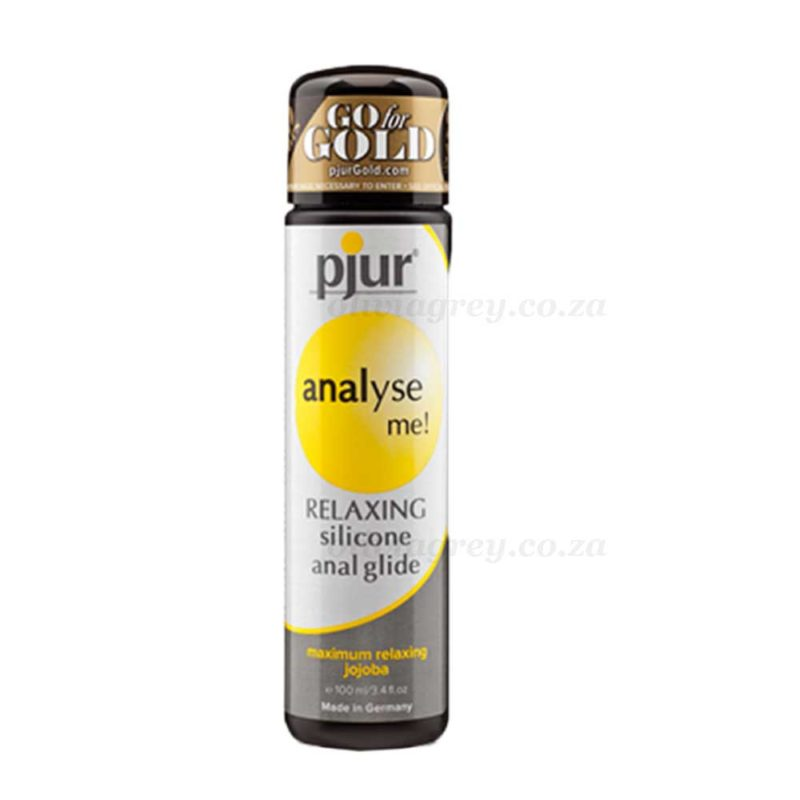 Pjur Analyse Me Anal Glide 100ml