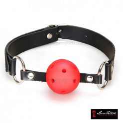 Breathable Ball Gag | Lux Fetish