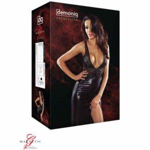 Jacqueline Black Dress Box | Demoniq