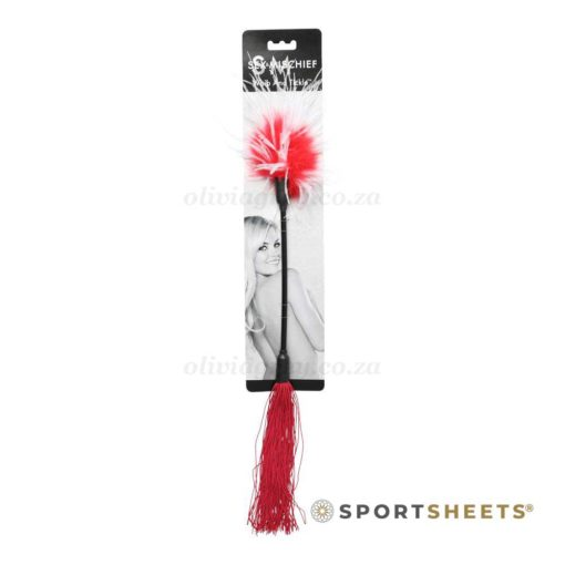 S&M Whip & Tickle Packaging | Sportsheets