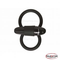 Squeeze Vibrating Cock & Ball Ring | Malesation