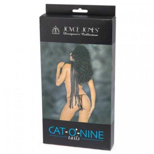 Cat O Nine Tails Whip Box | Joyce Jones