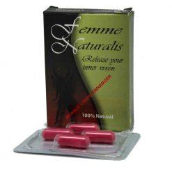 Femme Naturalis Female Libido Pills