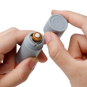 Iroha Lipstick Bullet Vibrator Battery Tenga