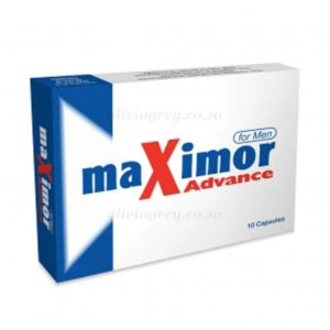 Maximor Advance For Men 10 Capsules