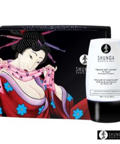 Rain of Love G Spot Arousal Cream & Lubricant Box | Shunga Erotic Arts